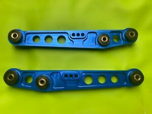 MG ZS 180 REAR LOWER TRACK CONTROL ARM, ALLOY WITH NYLATHANE BUSHES MOTO-BUIL