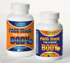 Pagg Stack Supplement 4H body Tim Ferriss Original Day & Night Set 60 Day Supply