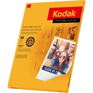 50x LOT Photo Sticker Fabric Paper Transfer Vinyl Sheets Inkjet Tear Resistant