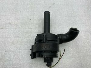 2007-2013 MERCEDES W221 SECONDARY AUXILIARY HEATER WATER PUMP 2218350164 OEM