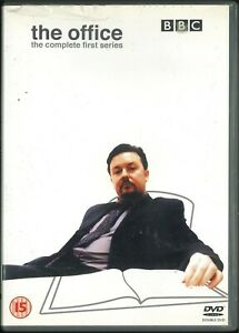 Die Büro Complete First Series DVD Staffel 1, Ricky Gervais
