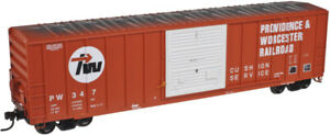 Atlas 20002630 HO P&W BOXCAR 249 LN/Box