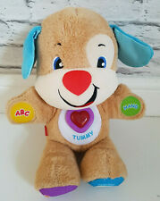 Fisher-Price Laugh and Learn Smart Stages Puppy Songs Tunes Phrases Toy