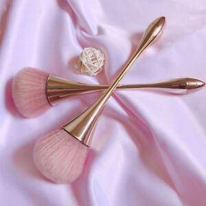 Professional Powder Blush Brush Large Rose Gold Make Up Brush Cosmetic Face Cont