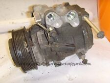 Jeep Grand Cherokee WJ 99-04 3.1 VM 531OVH Air Con Pump F352201