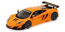 McLaren MP4-12c Gt3 Street Orange 2012 1:43 Model MINICHAMPS