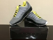 Jordan Cmft Viz Air 11 Ltr 'Stealth Snc Yellow' 467792-007 SZ 9.5 NEW AUTHENTIC