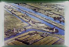 CPA Holland Kinderdijk Windmill Moulin a Vent Windmühle Molino Wiatrak Mill w277