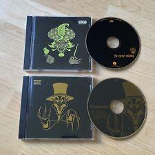 CD Lot (2) Insane Clown Posse - The Ringmaster & The Great Milenko - ICP