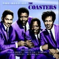 THE COASTERS the best of the coasters (CD, compilation) rhythm & blues, soul