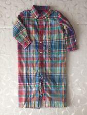 Ralph Lauren Baby Boy's  Polo Shirt 100% Cotton Babygrow  (6 Months)