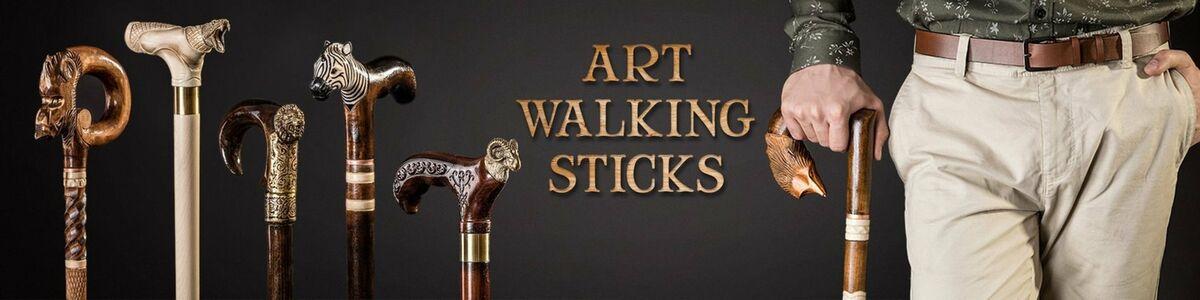 ART Walking Stick