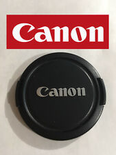 Canon 58mm Front Lens Cap E-58mm Genuine Snap-on B3