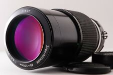 [Excellent+++++] Nikon Ai Zoom Nikkor 80-200mm f4.5 Manual Focus From Japan #33