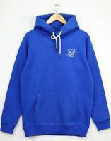 SikSilk Sax Blue Hoodie Sweatshirt