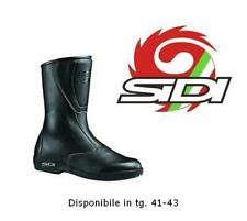 "Stivale SIDI ""mod. JUNGLE"" in TEPOR col. NERO mis. 41- 43"