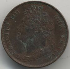 More details for 1822 george iiii farthing coin | pennies2pounds