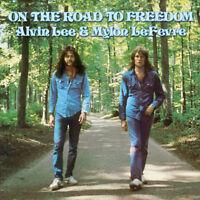 Alvin Lee / Mylon LeFevre • On the Road to Freedom CD 2003 Repertoire •• NEW ••