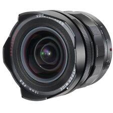 Voigtländer Hyper Wide Heliar E 10 mm / 5,6 asphärisch Objektiv für Sony E-Mount