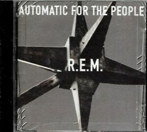 R.E.M. - AUTOMATIC FOR THE PEOPLE - Oz CD 1992 - EVERYBODY HURTS Drive - REM