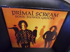 Primal Scream Sonic Flower Groove LP NEW vinyl