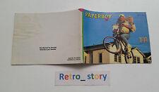 Nintendo NES Paper Boy 2 Notice / Instruction Manual
