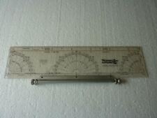 Weems & Plath Parallel Course Plotter #120 Navigational Compass Roller Nautical
