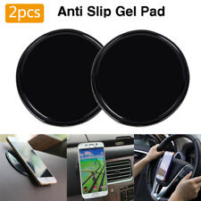 2 Silica Gel Magic Sticky Pad Cell phone Anti Slip Non Slip Mat Mobile Phone Use