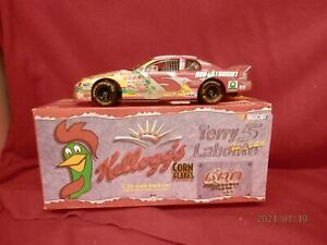 TERRY LABONTE #5 KELLOGGS 600 CONSECUTIVE STARTS 1998     1/24 IN STOCK