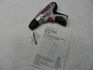 Craftsman Nextec 12-volt Compact Drill & Driver (bare tool) - Model 320.10003
