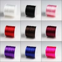 50M Shock Stretchy Elastic Crystal String Beading Cord Thread Wire for Bracelet