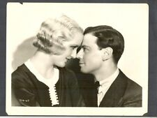 CAROLE LOMBARD + NORMAN FOSTER - 1931 UP POPS THE DEVIL