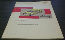 Audi A3 8 P 2004 Fahrwerk Selbststudienprogramm SSP 313 Stand 02/2003