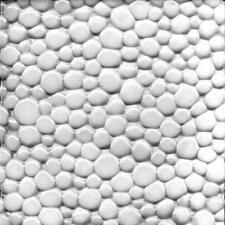 Icing / Fondant Impression Texture Mat - Small Cobblestone - 19 x 14.5cm