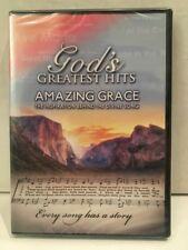 Gods Greatest Hits: Amazing Grace (DVD, 2013) New/Sealed
