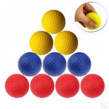 24 x PU Foam Golf Ball Indoor Outdoor Training Aide Practice Tool Elastic Sponge