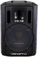 VocoPro Professional 12-in Karaoke Vocal Speaker - VX-12