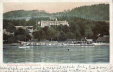 Q59.Undivided Postcard. Bowness-on-Windermere. Crown Htl.