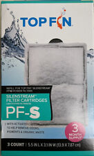 Top Fin PF-S 3 Month Supply Filter Cartridge