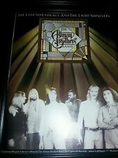 Allman Brothers Enlightened Rogues Rare Original Promo Poster Ad Framed!