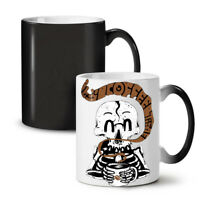 Skeleton Coffee NEW Colour Changing Tea Coffee Mug 11 oz | Wellcoda