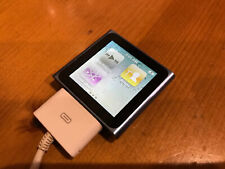 Apple Ipod Nano 6G 16GB