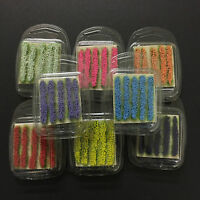 Mini Flower Strips - Self Adhesive Model Scenery Static Grass Tufts Wargames 5cm