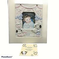 Lenox Baby Snoopy Photo Album Picture Frame Style New in Box