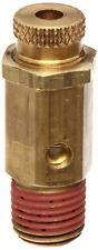 Adjustable Pressure Range 14 Male Npt 25 200 Psi Brass Non Code Safety Valve