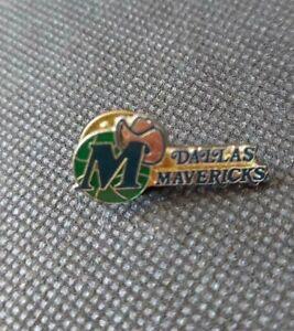 NBA Dallas Mavericks Small Logo Pin Official Licensed Product Basketball OOP
