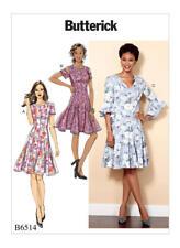 Butterick B6514 PATTERN Misses/Misses Petite Dress Sizes 6- 22 New