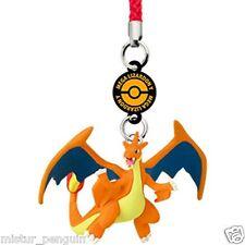 Pokemon XY MEGA CHARIZARD Cell Phone Strap Figure Tomy Nintendo Netsuke DX02 Y