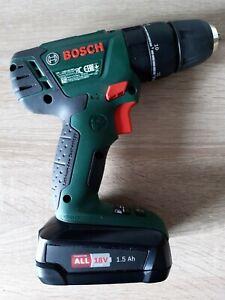 Bosch PSB 18 li-2- Akkuschrauber 1× Akku  ohne Ladegerät sehr gut 💯