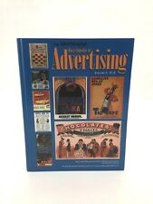 Encyclopedia of Advertising: Hardcover I  Vol. 3 P-Z I Advertising Age I OP30